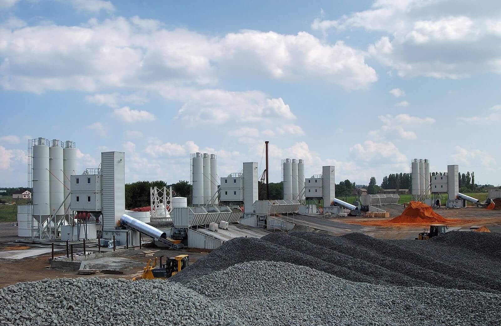 производство бетона харьков